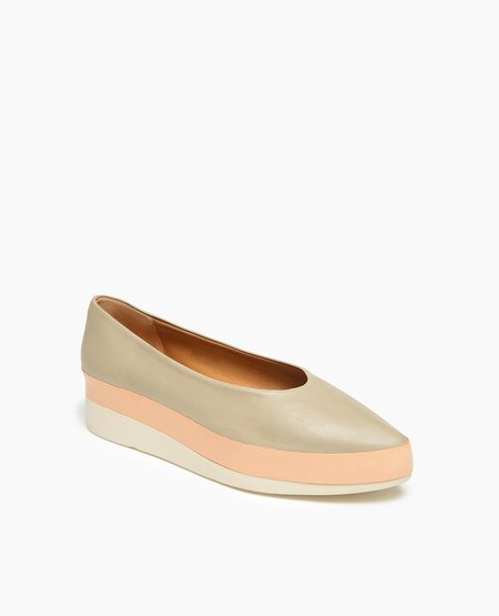 Coclico Perl Wedge - Celery