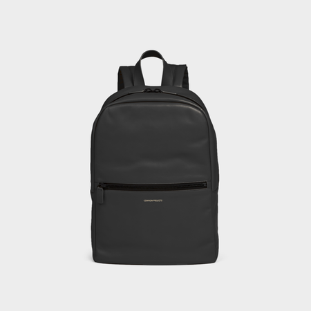 Common Projects Simple Backpack - black