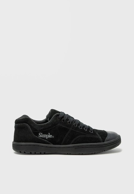 Simple Retro 91 - Triple Black