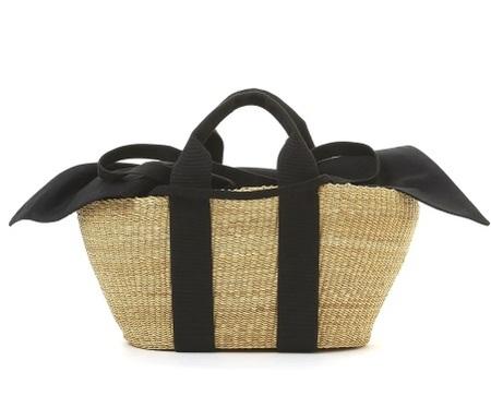 MUUN George Handbag - Black