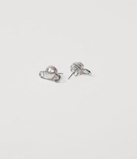 Vivienne Westwood Jordan Earrings - Pink Pearl
