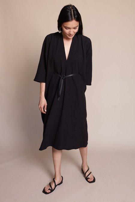 Miranda Bennett O'Keeffe Dress - Black