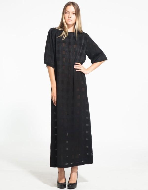 Rodebjer OS Black Dress