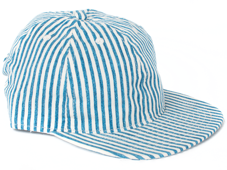 FairEnds Small Hickory Striped Ball Cap