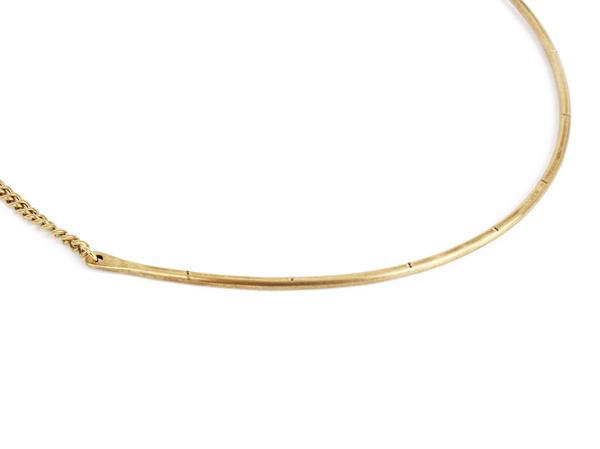 Stone Drop Necklace