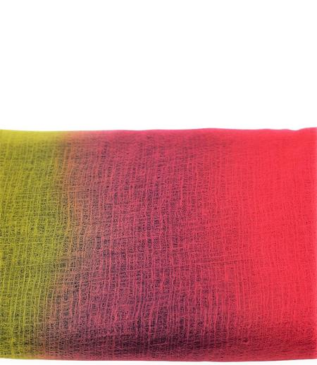 Dianora Salviati Peonia Scarve - Navy/Red/Yellow