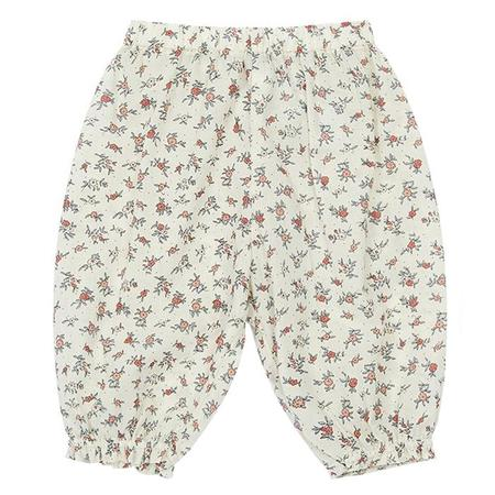 819e61a1 ... KIDS Bonton Ado Pants - Cream With Floral Print