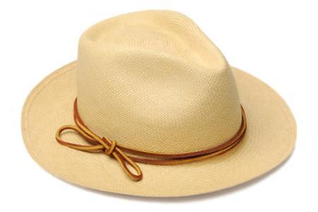Chamula Aguacate Flat Havano Hat