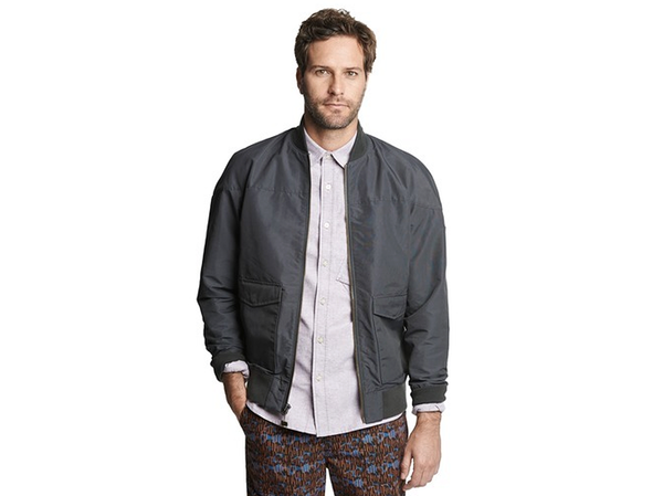 Men's Woolrich Waxed Heritage Quincy Jacket
