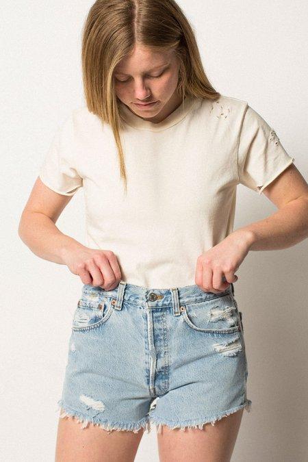 Vintage Levis Shorts - Blue