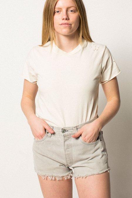 Vintage Levi's Shorts - Gray