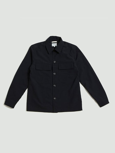 712ad55865b ... Norse Projects Kyle Travel Jacket - Dark Navy