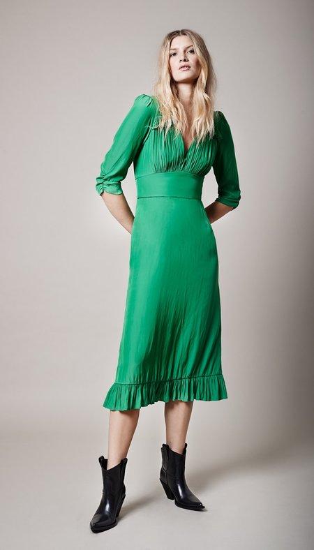 e829b65b0f903 ... Smythe Midi Tea Dress - Grass
