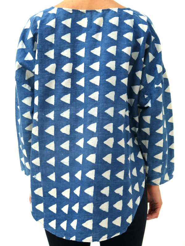 OSBORN Block Printed Tunic