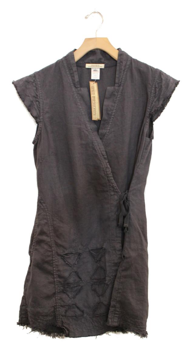 Prairie Underground Cast Shape Robe
