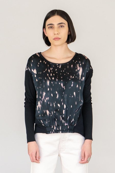 GOSILK Go Anywhere Blouse - Meteor Shower