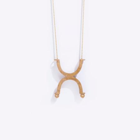 Metalepsis Projects Pendular Necklace