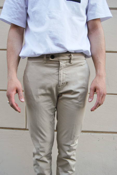 Department.5 Mike Pant - Beige