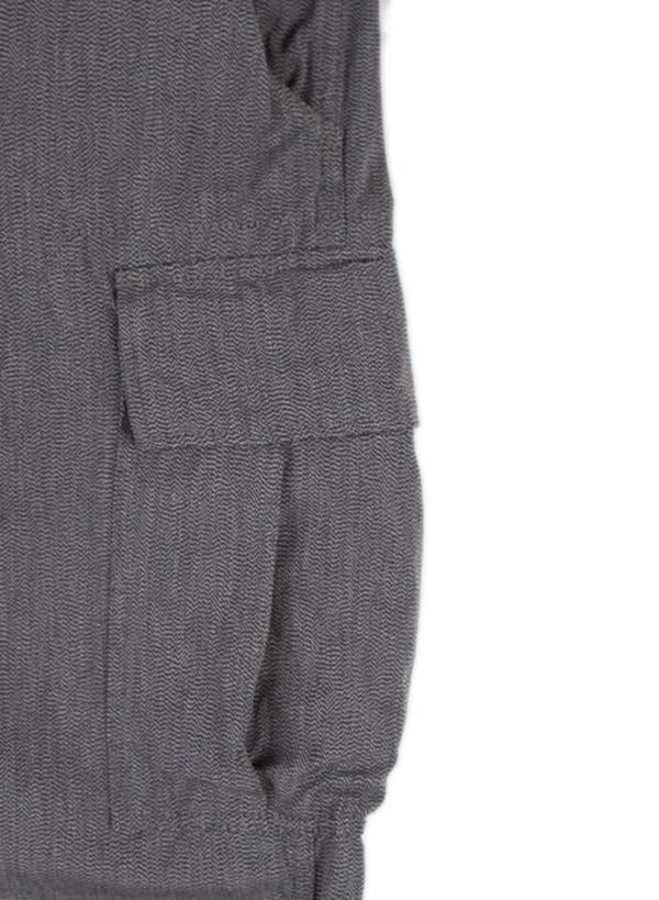BDU Pant Grey Broken Chambray