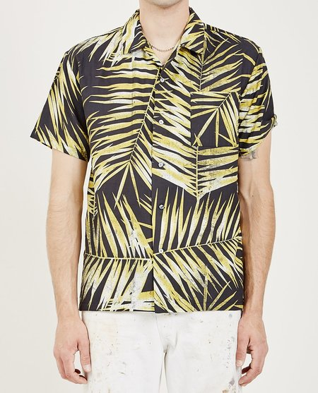 Double Rainbouu HAWAIIAN SHIRT - TIGER PALM