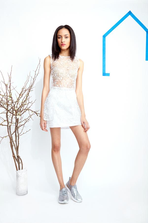 Allina Liu Camilla Skirt