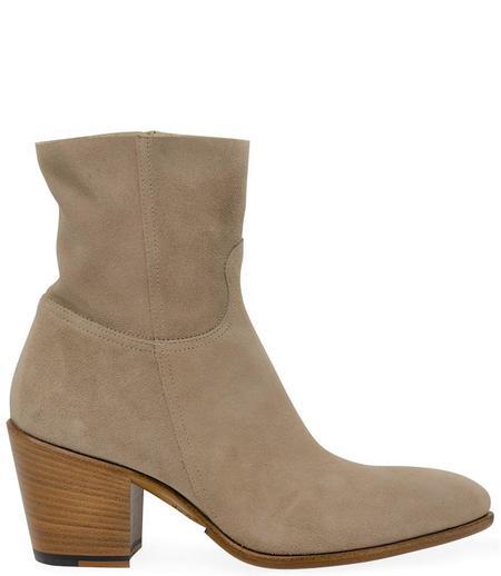 Rocco P Leather Ankle Boot - Cerbiatto