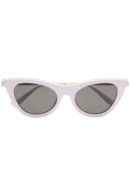 Le Specs Enchantress Sunglasses - White