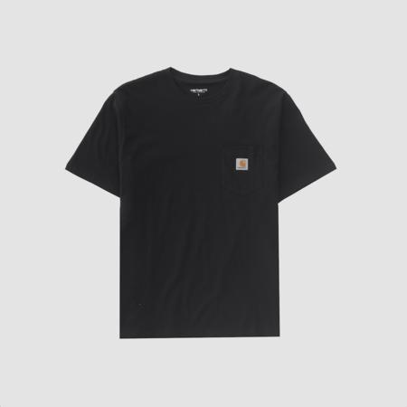 Carhartt Wip S/S Pocket T-Shirt - Black