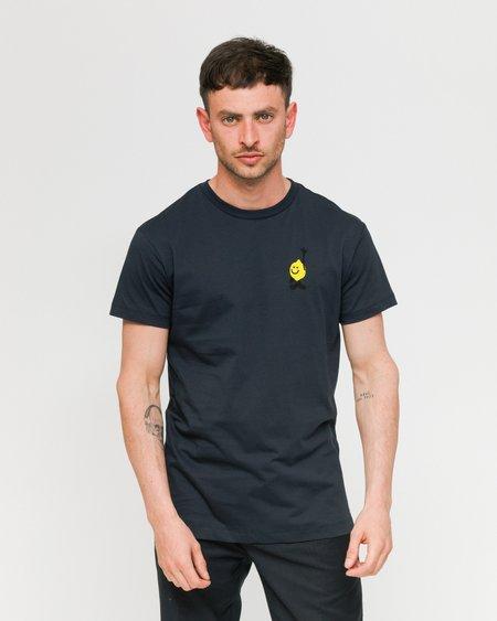 Loreak Lemon T-Shirt - Navy