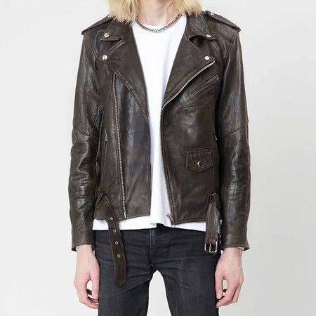 Deadwood Biker Jacket