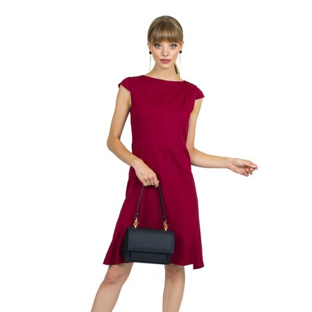 Maven Women Sarah Dress - Currant