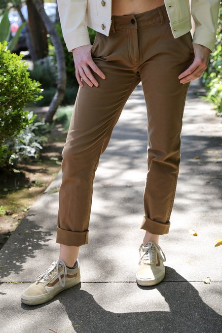 Bridge & Burn Market Pants - Khaki