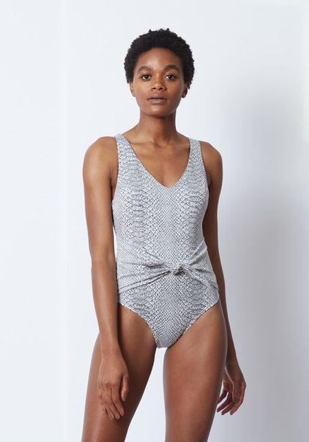 Prism Lipari One Piece Swimsuit - Snake Print