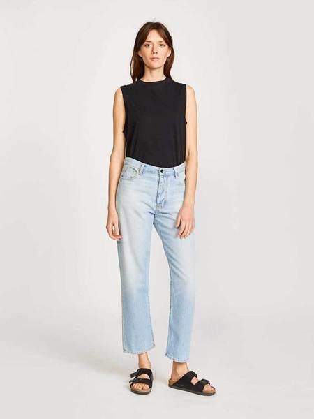 Bellerose Popeye Girlfriend Jeans - 90s Wash