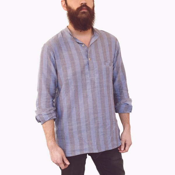Men's Deshal Rupali Long-sleeve Popover