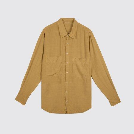 CP SHADES Relaxed Pocket Shirt - Topaz