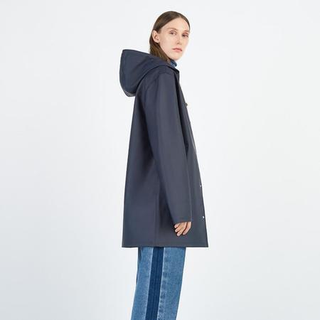 UNISEX Stutterheim Classic Raincoat - Navy
