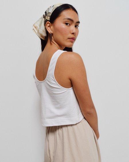 Ilana Kohn Edie Tank - white