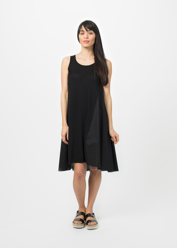 Rundholz BL Knit Tunic Dress