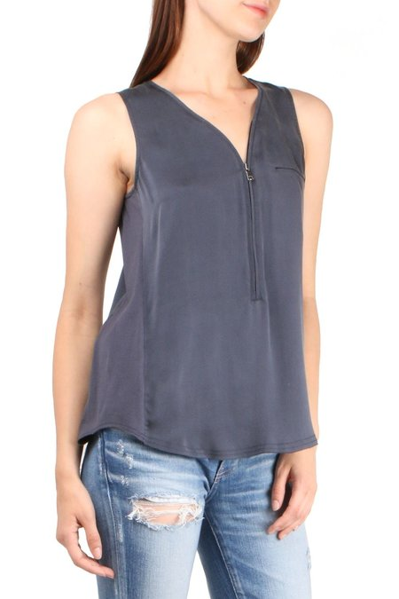 Go by Gosilk Go Zippy Tank Luxe - Midnight