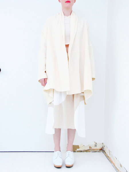 Atelier Delphine Haori Coat in Kinari