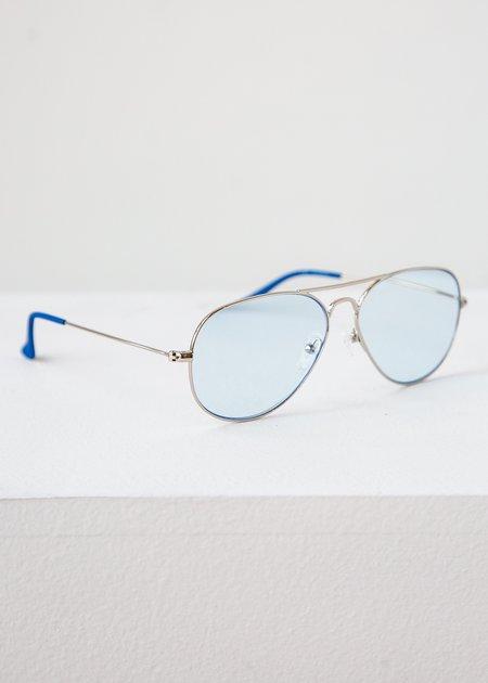 Caddis Eyewear Mabuhay - Chrome/Light Blue