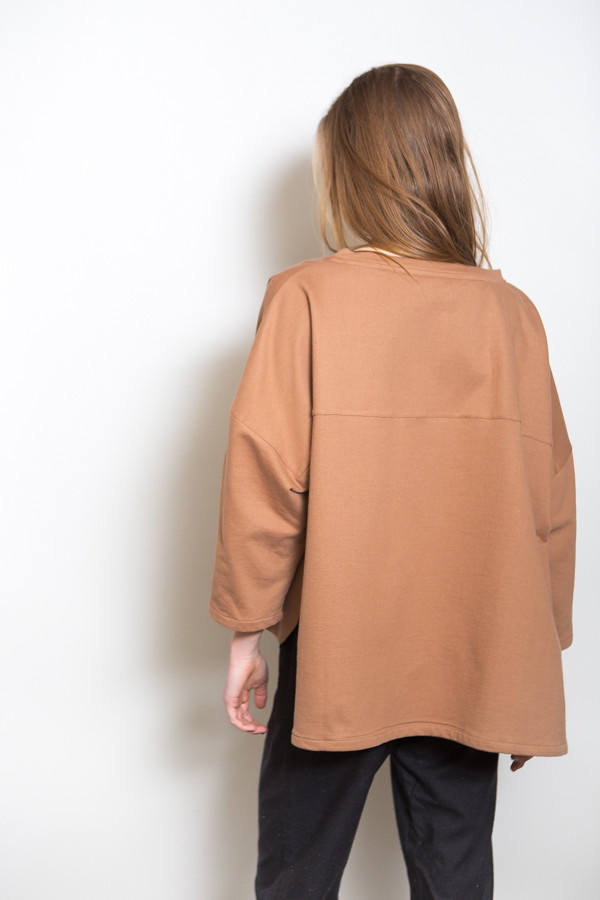 Revisited Kaftan Sweater