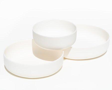 Tina Frey Designs Trio of Resin Bowls
