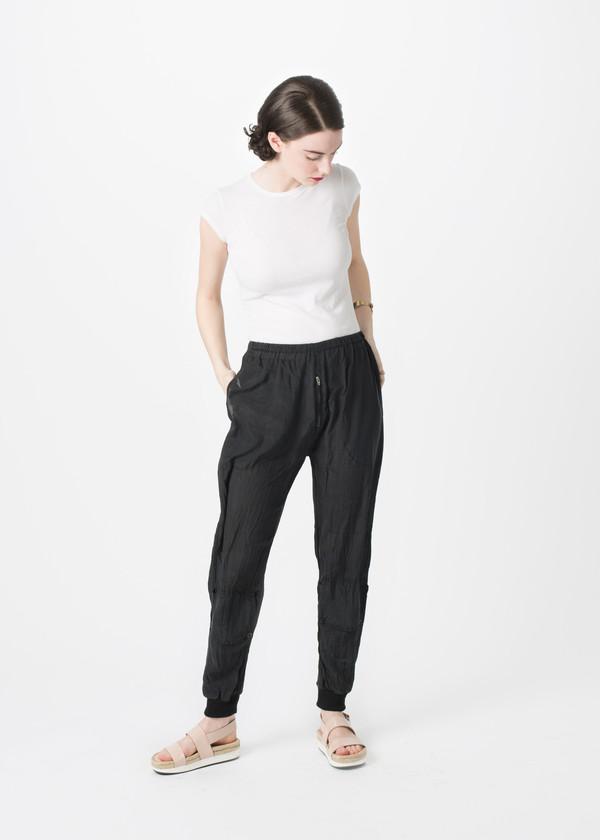 Katharine E Hamnett x YMC Habotai Silk Trouser
