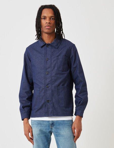Le Laboureur Denim Work Jacket - Indigo