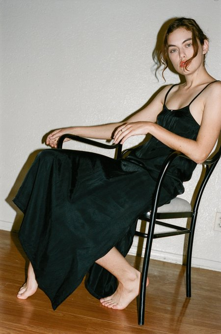 Botanica Workshop Vera Dress - Black