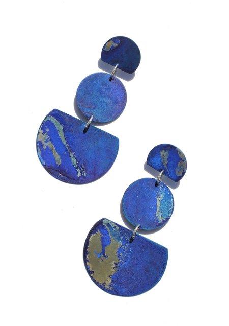 Georgina Trevino Azul B Earrings