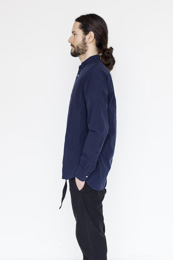Men's Document Cotton Raglan Shirt