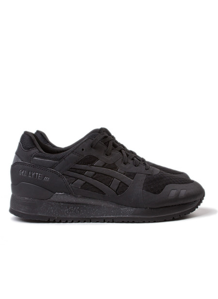 Men's ASICS Gel Lyte III NS Black/Black